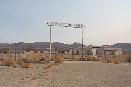 old Amboy School