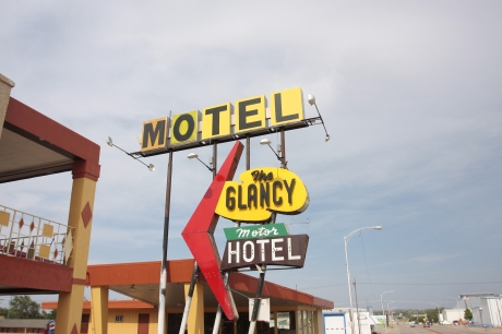 The Glancy, still operating.