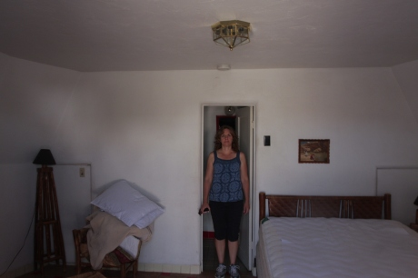 Look how small these rooms are?