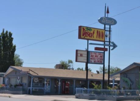The Desert Inn.  Still operating.