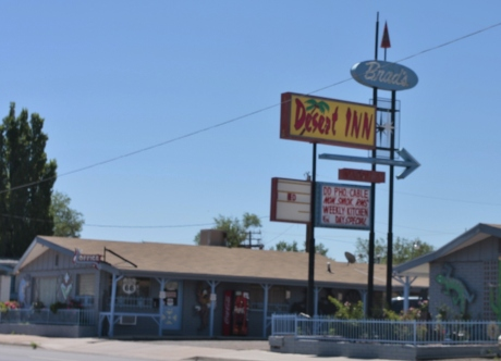 The Desert Inn.  Still operating.