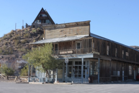 Old building in Oatman