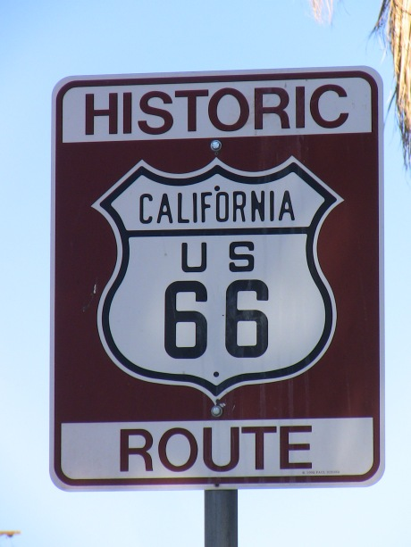 Route 66 Needles to Fontana 010