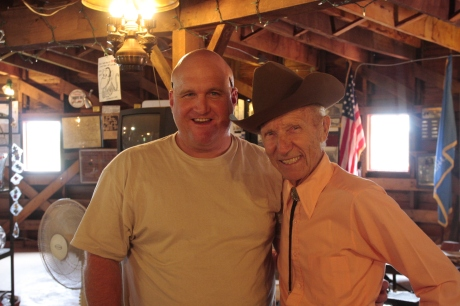 S with Mr. Sam