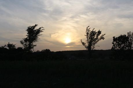 sunset Oklahoma