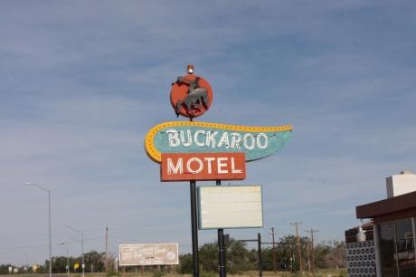 Buckaroo Motel. Still open.