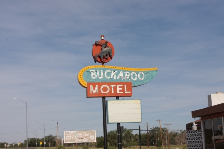 Buckaroo Motel. Still open.