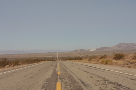 Road to Amboy