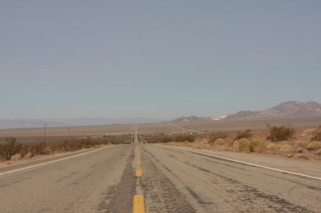 Road to Amboy