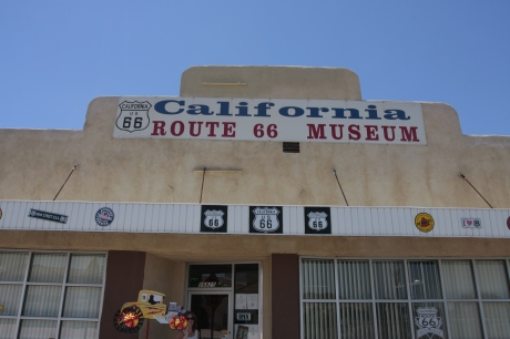 The Victorville Museum.